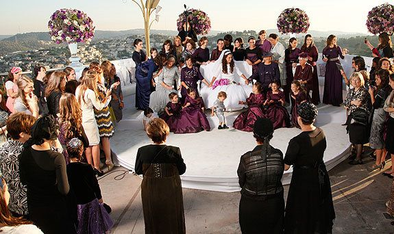 The Ritual Meaning And Joy Of Jewish Wedding Ceremony