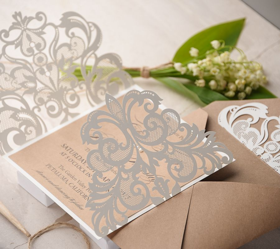 Wedding Invitation Trends to Set The Tone   by Bride & Blossom ...
