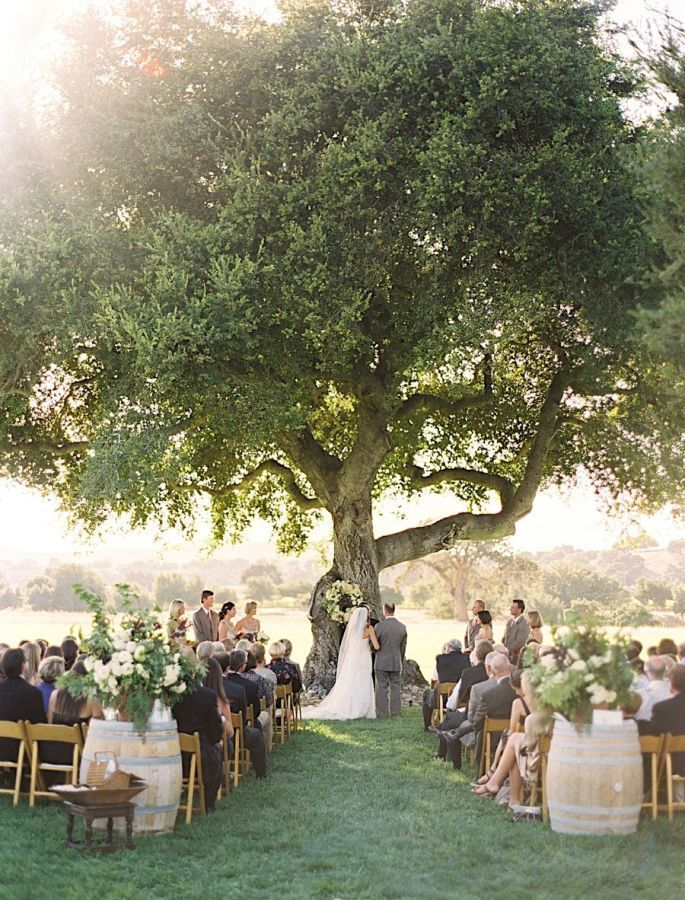 Santa Ynez Wedding   Outdoor Wedding   By Jose Villa   Via Style Me Pretty