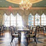 18th Century Ballroom - Laduree - NYC - via One Kings Lane