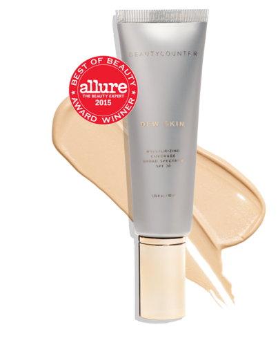 Beautycounter Products - Dew tinted moisturizer - via Beautycounter.com