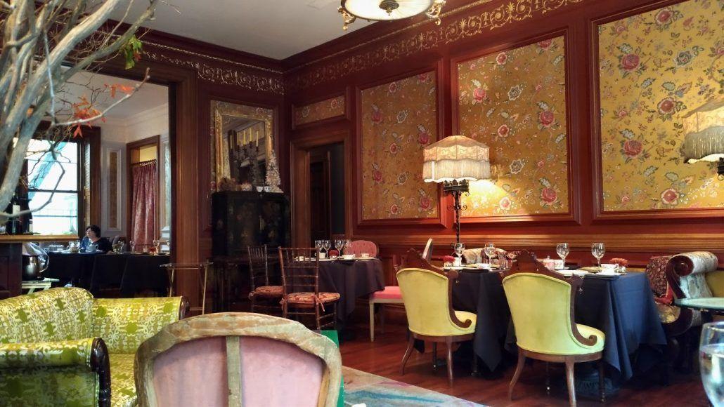 Lady Mendl's Tea Salon - Victorian Style Teas - Gramercy Park - via Zagat.com