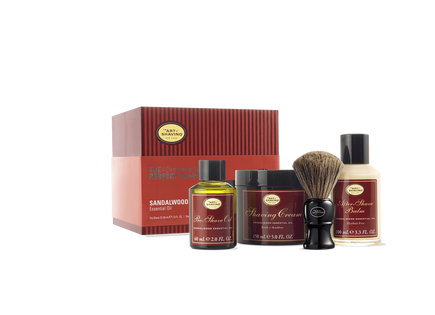 Shaving Kit - Sandalwood Full Size Kit - via The Art of Shaving.com