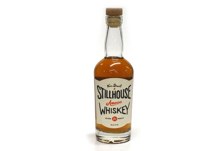 Stillhouse Whiskey - via Van Brunt Stillhouse.com