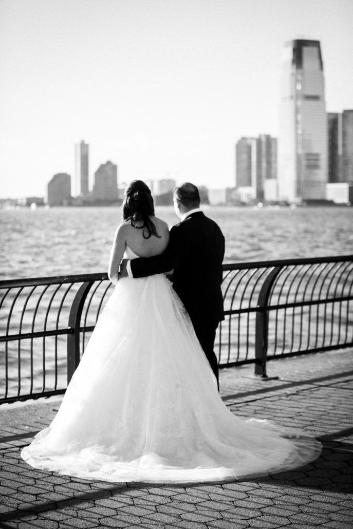 Alexandra And Edmond Wedding Ritz Battery Park Nyc By Sara Wight Photography