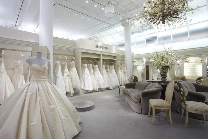 Kleinfeld - Bridal Shop - NYC - via theknot.com