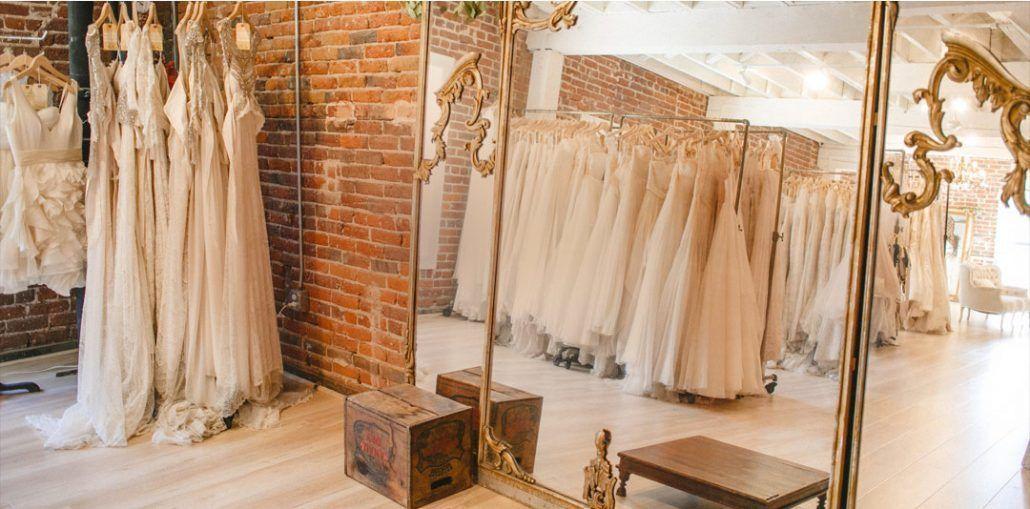Lovely Bride - Bridal Shop - NYC - via notey.com