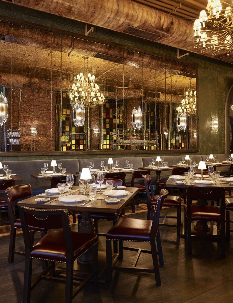 The Beekman Hotel Restaurant - Fowler & Wells - New York City - Photohraphy by Bjorn Wallander - Engagement Party Venue Ideas - Via Time Out New York.com