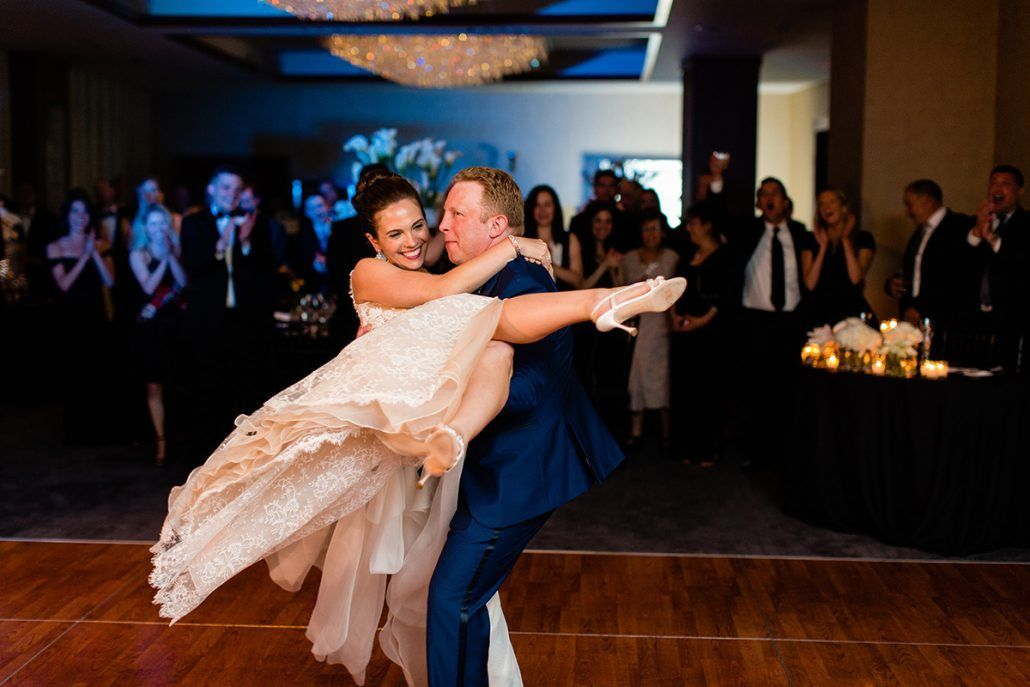 Jacqueline & Gary - First Dance - Trump Soho - Casey Fatchett Photography