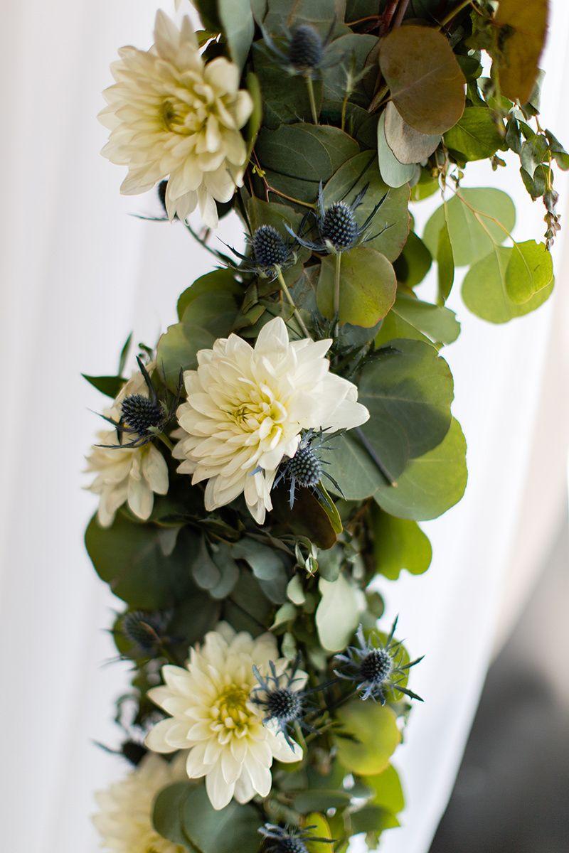 Gorgeous Decor Ideas With Dahlia Wedding Flowers By Bride