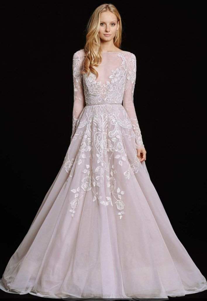 Wedding Gown by Hayley Paige - via nordstrom.com