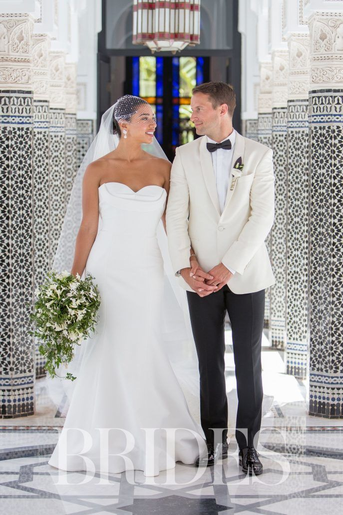 Hannah Bronfman Wedding - via brides.com