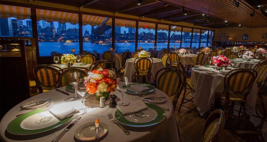 The River Cafe - via rivercafe.com