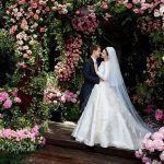 Miranda Kerr Wedding - Photo by Patrick DeMarchelier - via eonline.com