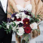 Ryan & Darren Wedding - Bridal Bouquet - Kittle House - Photography by Meg Miller