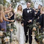 Kate Upton & Justin Verlander Wedding - via papermagcity.com