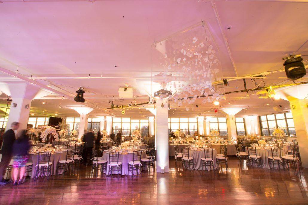 Sophia & Sam Wedding - Reception - Tribeca 360 NYC - Shira Weinberger Photography