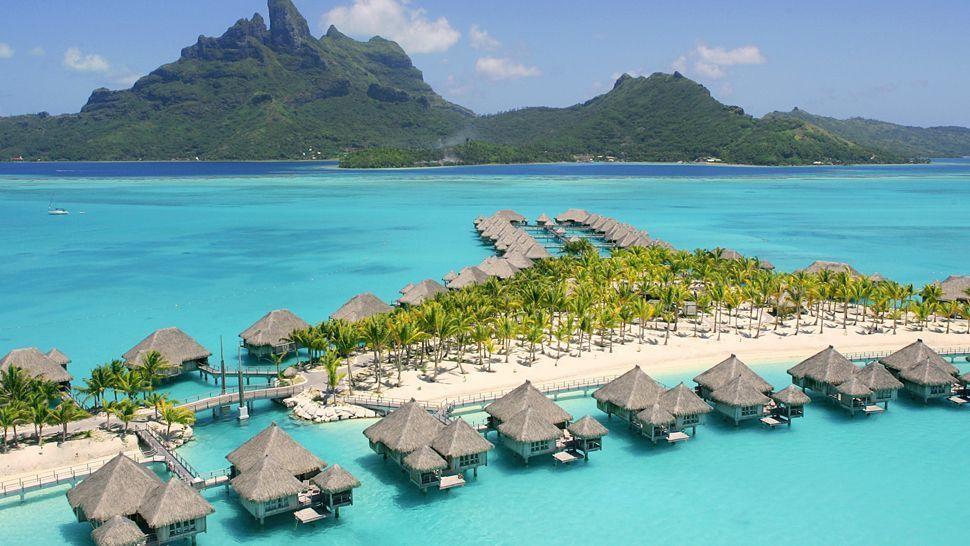 St. Regis Bora Bora - via farandaway.us