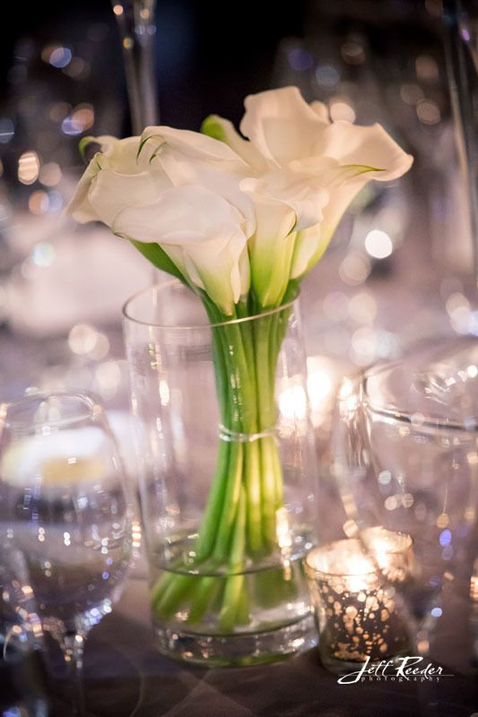 Stunning Decor Ideas With Calla Lily Wedding Flowers By Bride Amp Blossom Nyc S Only Luxury