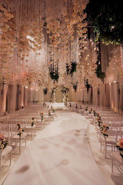 Extravagant white indoor wedding ceremony indoor wedding extravagant white indoor wedding ceremony indoor wedding ceremonies indoor wedding and wedding ceremony ideas junglespirit Images