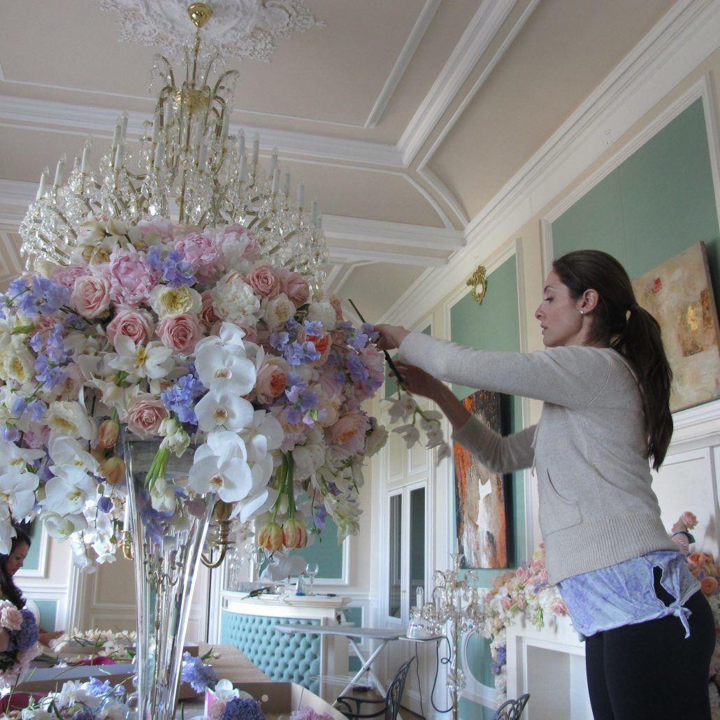 Rachel Trimarco - High Centerpiece - Bride & Blossom