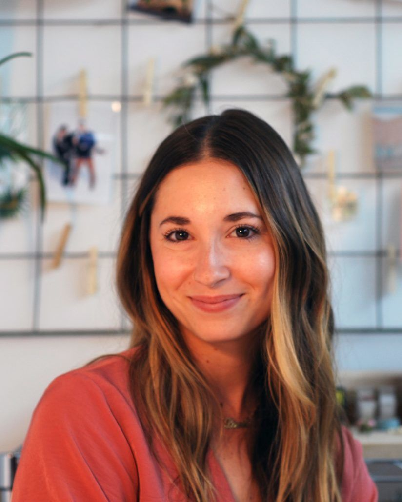 Lacie Porta - Founder and Artist at Framed Florals
