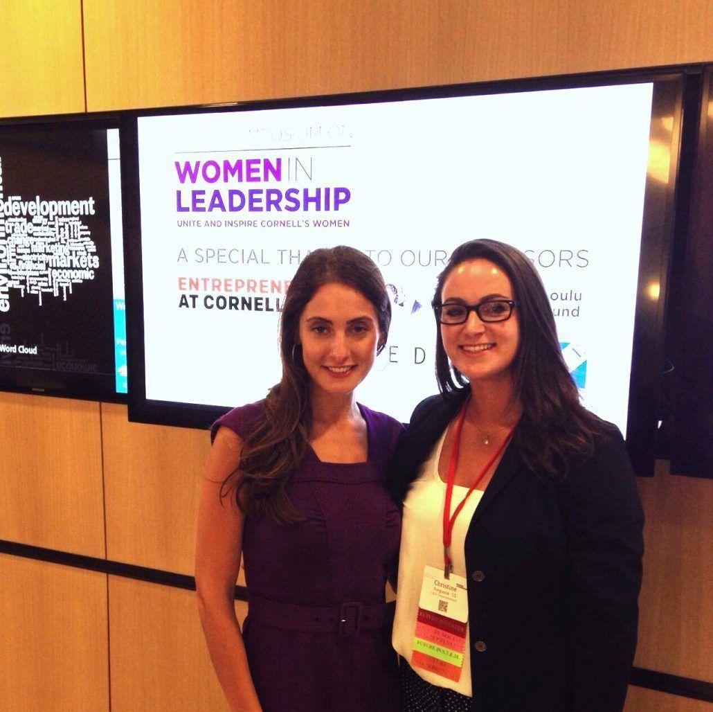 Rachel Trimarco - Cornell - Women in Leadership Event