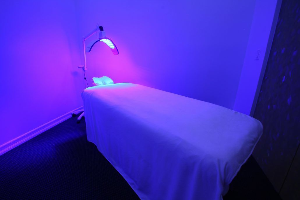 Infrared Therapy - courtesy of CryoEmpire