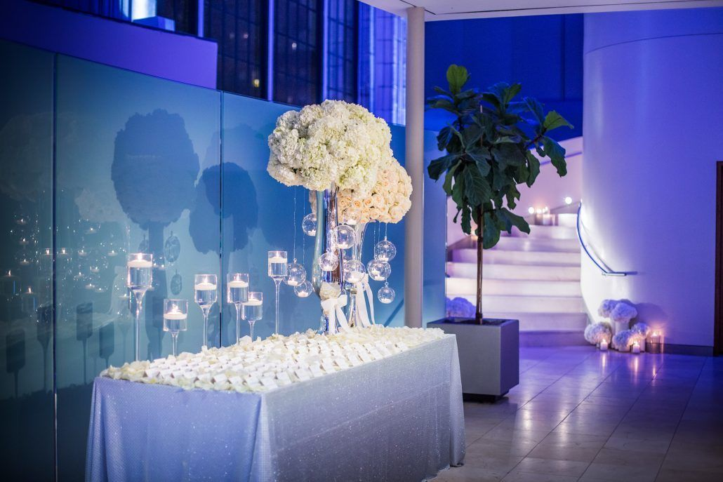 Madalyn & Jonathan Wedding - Card Table - Guastavino's - by Joshua Zuckerman