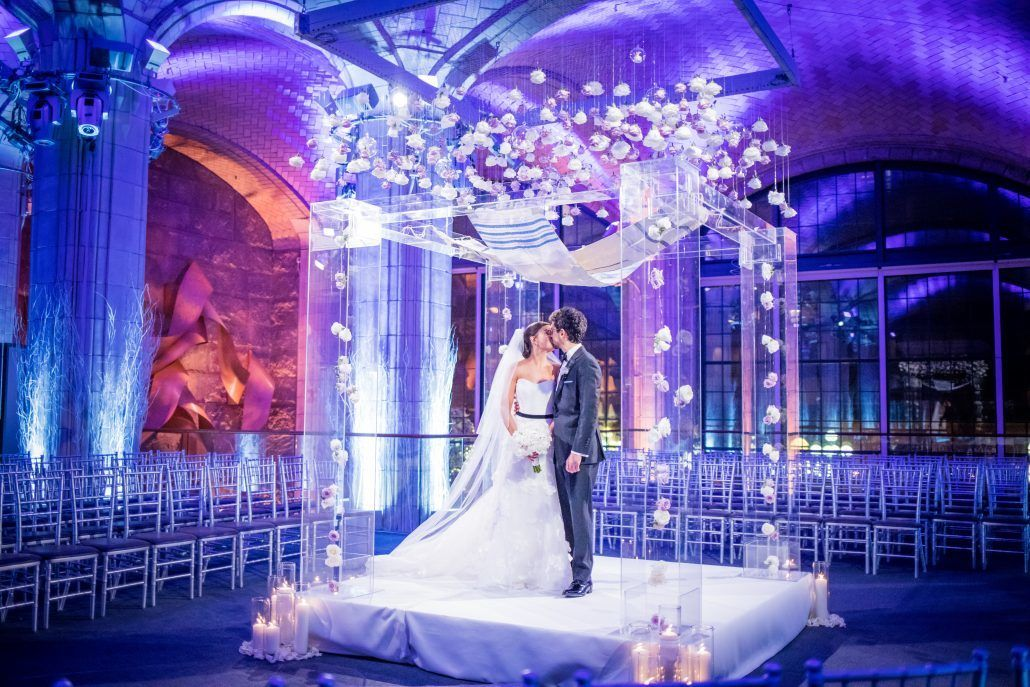 Madalyn & Jon - Guastavino's - by Joshua Zuckerman