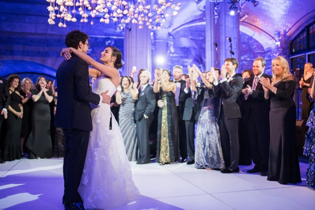 Madalyn & Jonathan Wedding - First Dance - Guastavino's - by Joshua Zuckerman