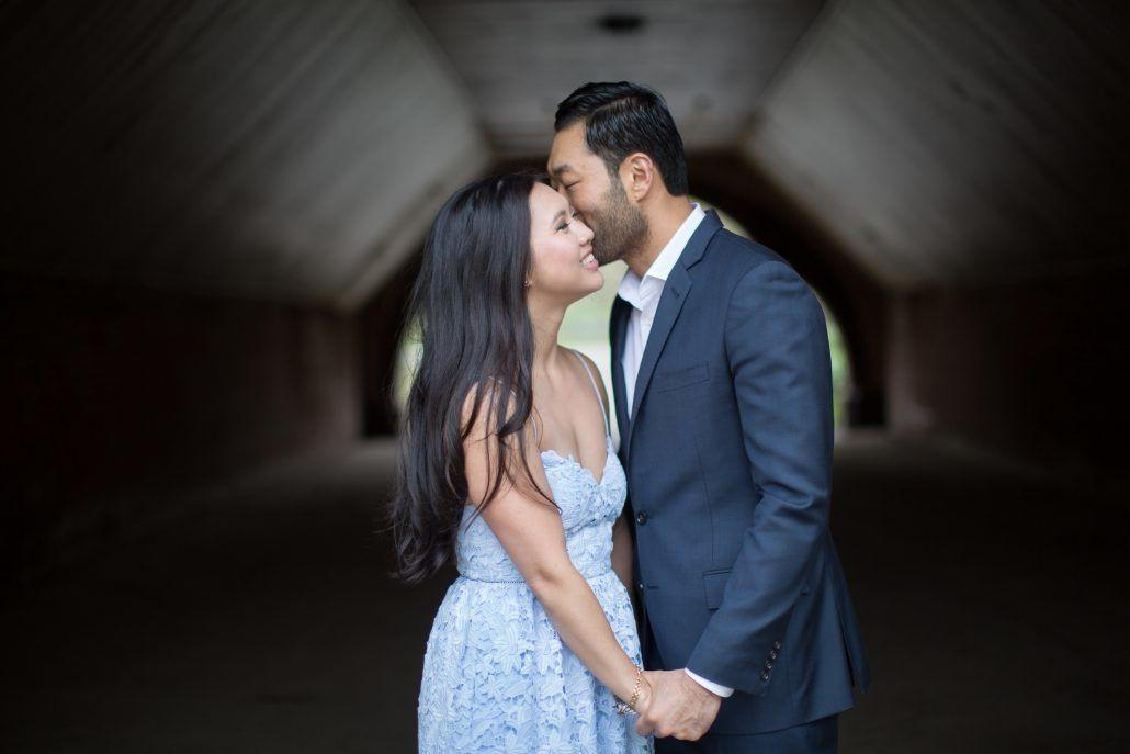 Sophia & Sam Wedding - Engagement Photo - by Shira Weinberger