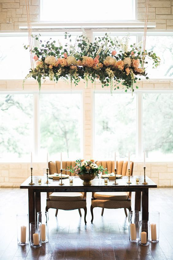 Sweetheart Table - via storyboardwedding.com