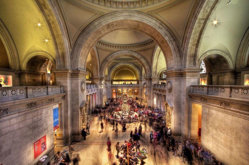 Metropolitan Museum of Art - via untappedcities.com
