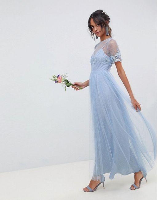 Lace Overly - via asos.com