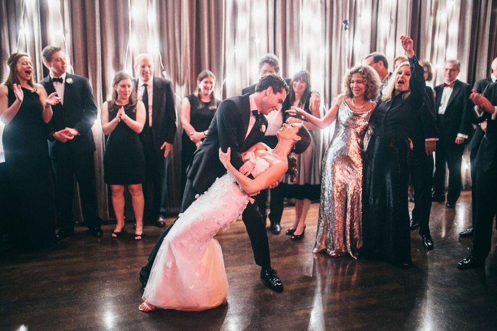 Tribeca Rootop Wedding - courtesy José Rolón Events