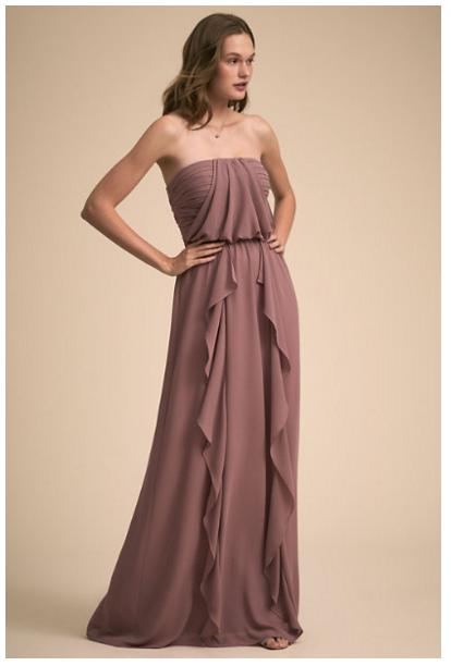 ruffled skirt - via bhldn.com