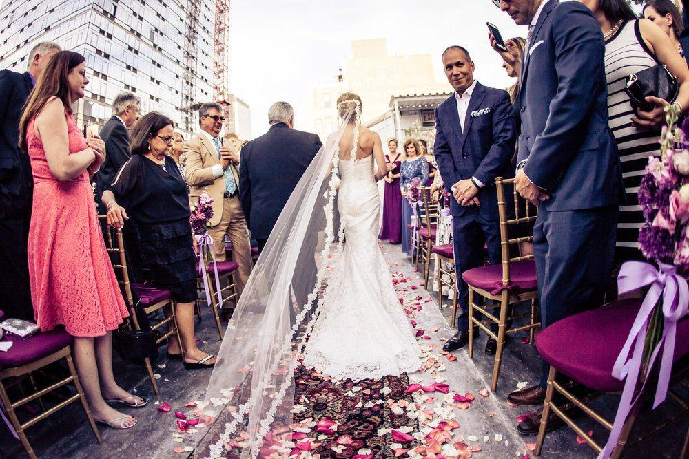 Studio 450 Wedding - courtesy José Rolón Events