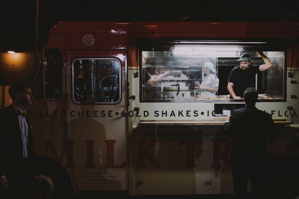 501 Wedding - Food Truck - courtesy José Rolón Events