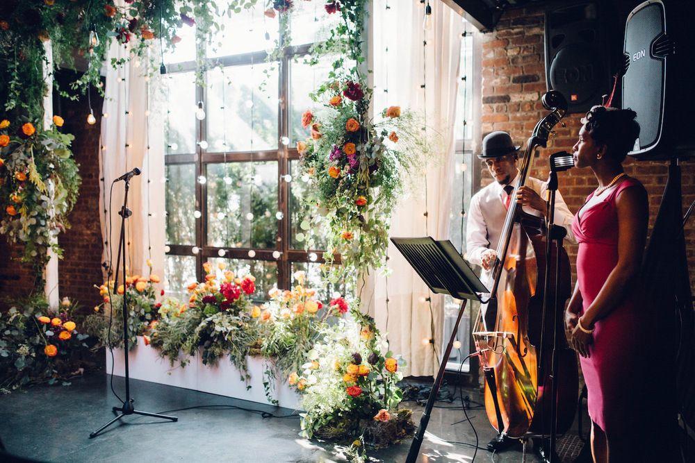 The Foundry Wedding - Courtesy José Rolón Events