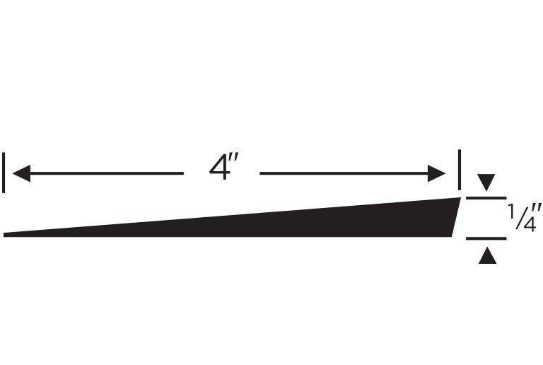 Mercer Vinyl Mouldings | Mouldings & Transitions | Product | Burke