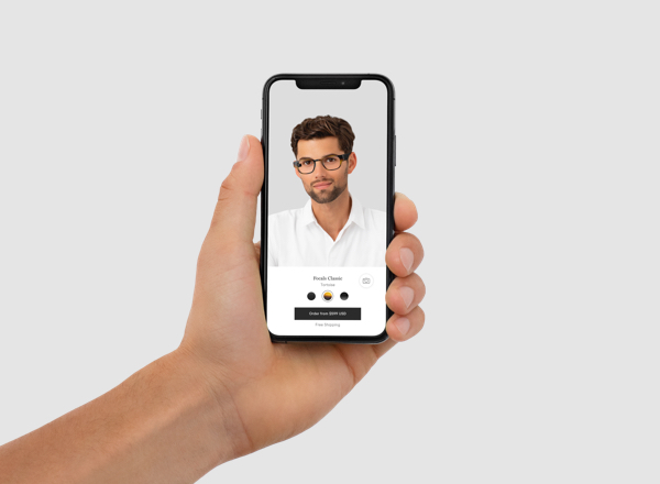 North now lets you order Focals smart glasses by taking a 3D scan of your face