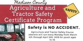 2019 tractor safety