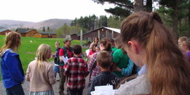 Camp shankituck