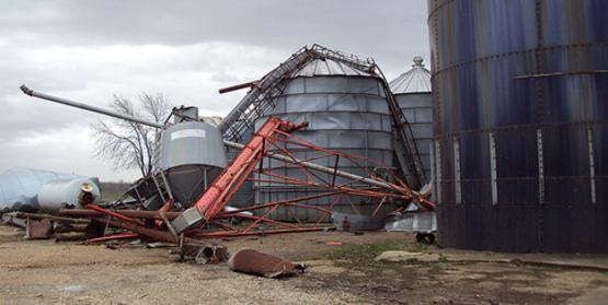 Farm disaster