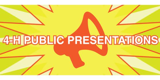 4 h public presentations