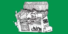Animal crackers logo