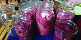 Meat jars