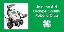 Robotic club web banner