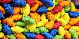 Colorful colourful cords 67613